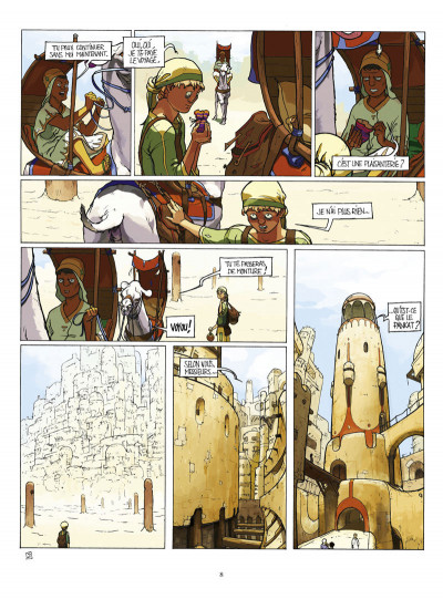 Page 2 fausse garde