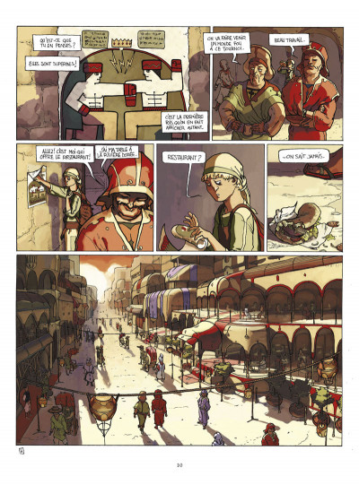 Page 4 fausse garde