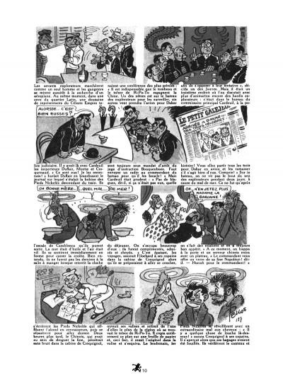 Page 4 le meilleur des Pieds Nickelés tome 8 - 12 histoires