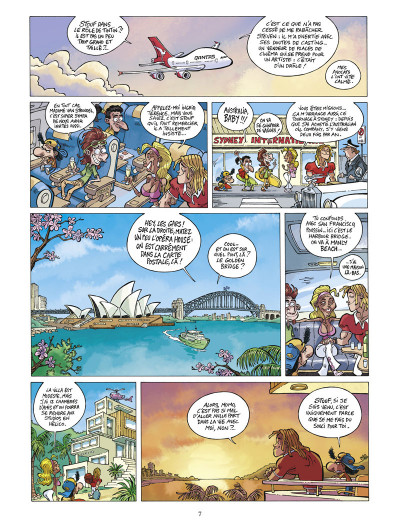 Page 3 totale maîtrise tome 5