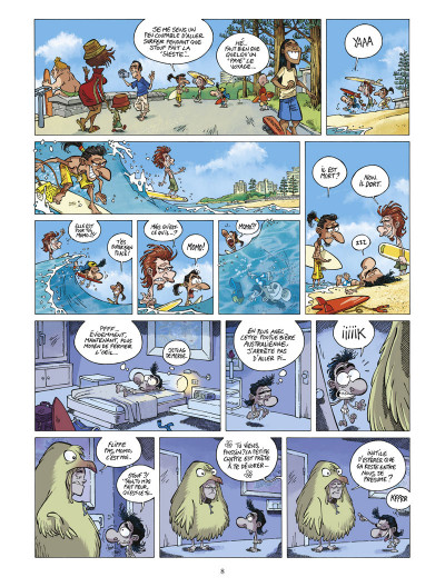 Page 4 totale maîtrise tome 5