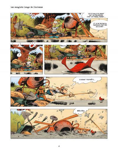 Page 2 b comme bricoleur tome 3 - les experts bricoleurs amis-amis