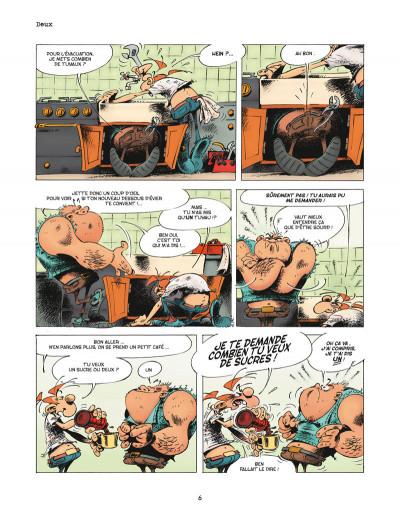 Page 4 b comme bricoleur tome 3 - les experts bricoleurs amis-amis