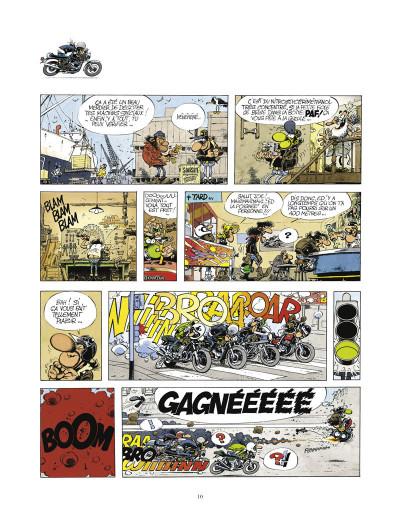 Page 4 joe bar team ; intégrale 40 ans