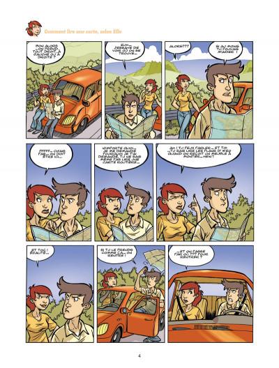 Page 2 la vie à 2 mode d'emploi tome 3 - accords et petits désaccords !