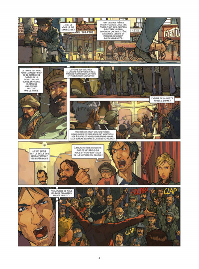 Page 2 Les quatre de Baker street tome 2