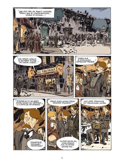 Page 3 Gauguin ; deux voyages à Tahiti