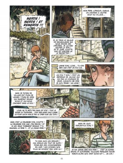 Page 1 La chenue