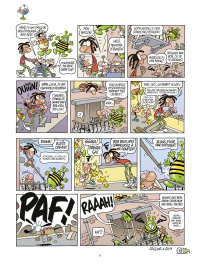 Page 4 edwin et les twins tome 2 - tsunamis à roulettes