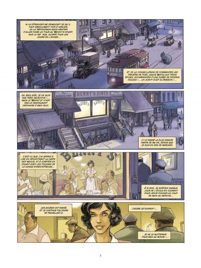 Page 1 l'appel des origines tome 1 - Harlem