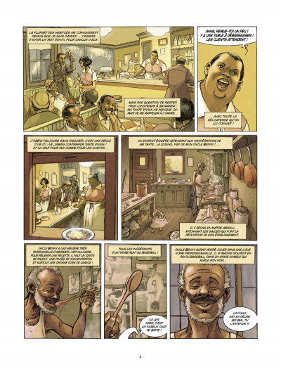 Page 2 l'appel des origines tome 1 - Harlem