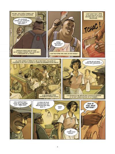 Page 3 l'appel des origines tome 1 - Harlem