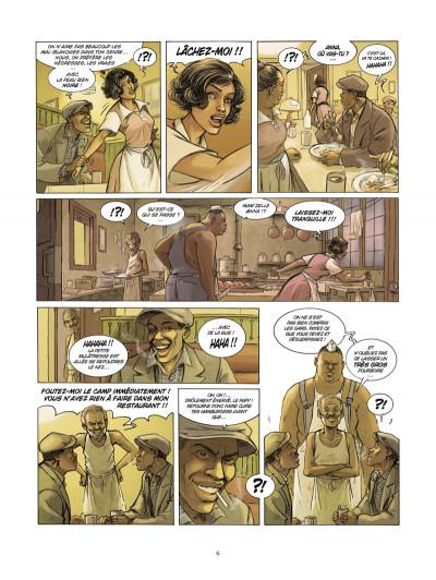 Page 4 l'appel des origines tome 1 - Harlem