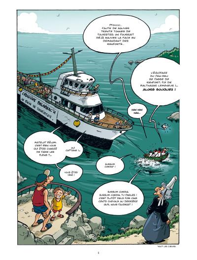 Page 3 les sauveteurs en mer tome 1 - alerte à Pen Dru