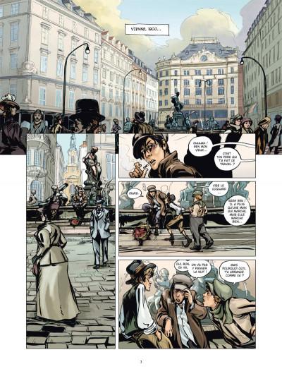 Page 1 l'assassin qu'elle mérite tome 1 - Art Nouveau