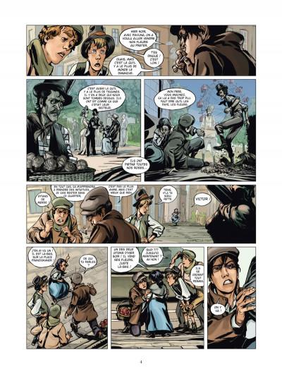 Page 2 l'assassin qu'elle mérite tome 1 - Art Nouveau