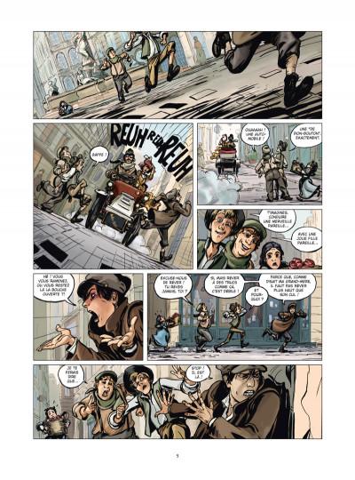 Page 3 l'assassin qu'elle mérite tome 1 - Art Nouveau