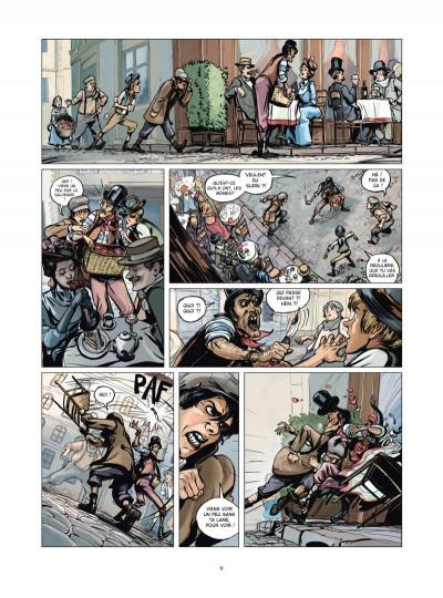 Page 4 l'assassin qu'elle mérite tome 1 - Art Nouveau