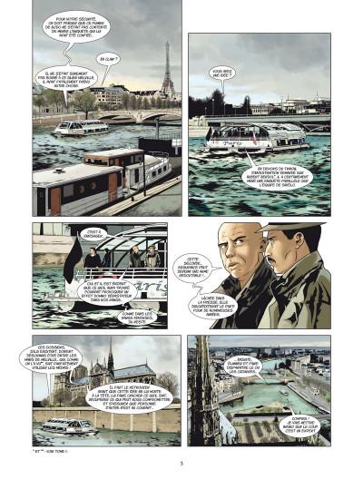 Page 1 Silien Melville tome 2 - retour de manivelle