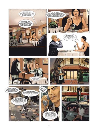 Page 4 Silien Melville tome 2 - retour de manivelle