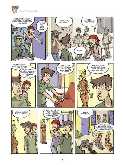 Page 2 la vie à 2 mode d'emploi tome 4 - maison et jardin