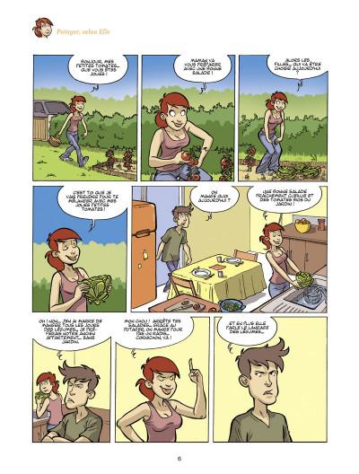 Page 3 la vie à 2 mode d'emploi tome 4 - maison et jardin