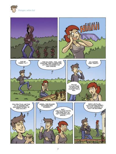 Page 4 la vie à 2 mode d'emploi tome 4 - maison et jardin