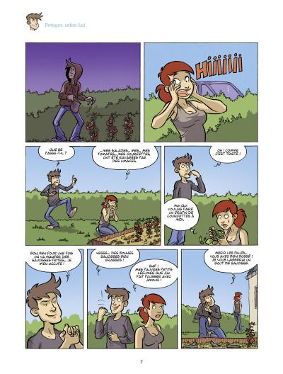 Page 1 la vie à 2 mode d'emploi tome 4 - maison et jardin