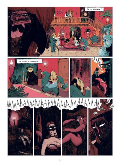 Page 2 chambres noires tome 1 - esprit, es-tu là ?