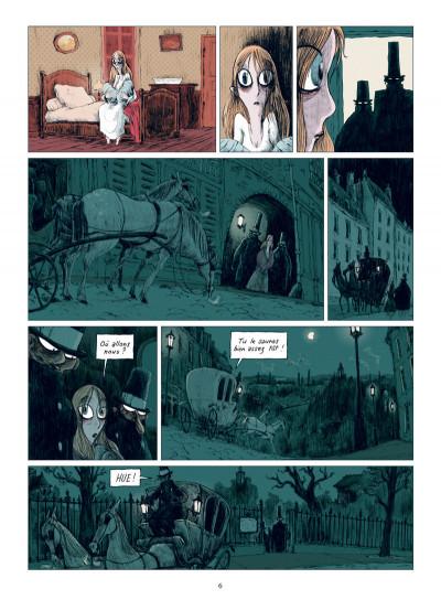 Page 4 chambres noires tome 1 - esprit, es-tu là ?