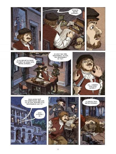 Page 1 Prospero tome 1 - le mage de Milan