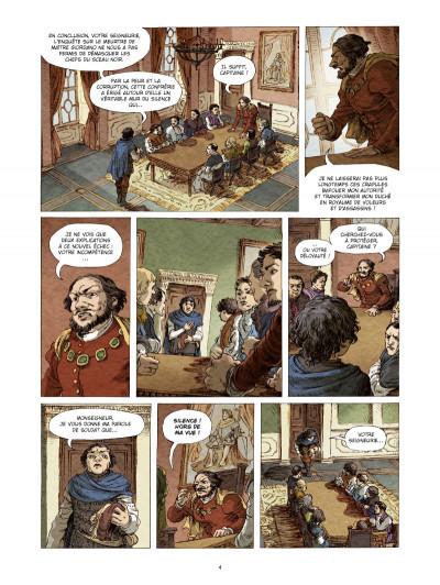 Page 2 Prospero tome 1 - le mage de Milan