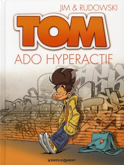 image de Tom tome 2 - ado hyperactif