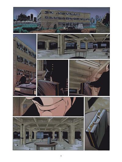 Page 1 les enchaînés - saison 1 tome 1 - le tentateur (édition 2010)