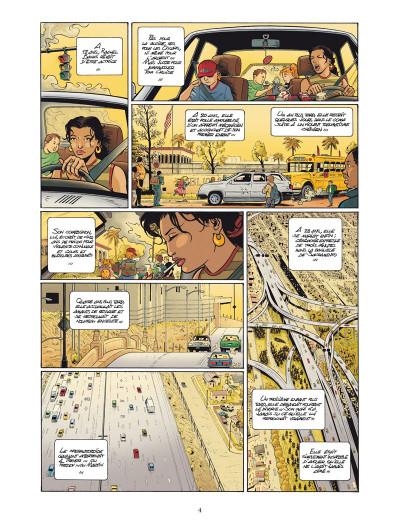 Page 2 les enchaînés - saison 1 tome 1 - le tentateur (édition 2010)