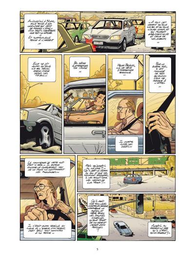 Page 3 les enchaînés - saison 1 tome 1 - le tentateur (édition 2010)
