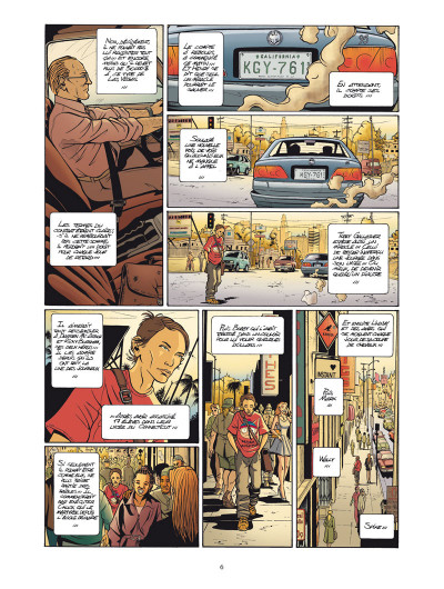 Page 4 les enchaînés - saison 1 tome 1 - le tentateur (édition 2010)