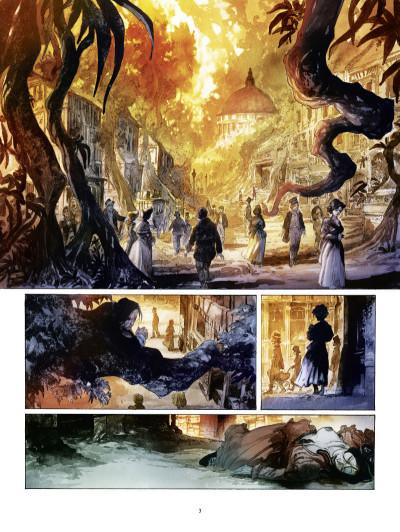 Page 1 John Arthur Livingstone - le roi des singes tome 1