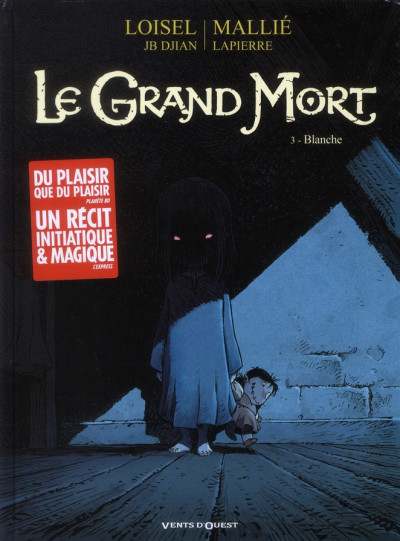Couverture Le grand mort tome 3