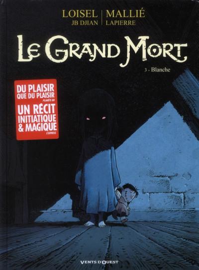 image de Le grand mort tome 3 - Blanche