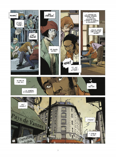 Page 3 Le grand mort tome 3