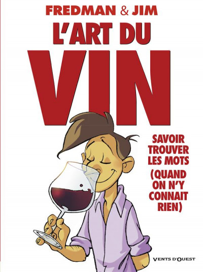 Couverture l'art du vin
