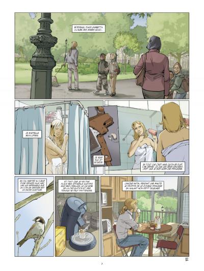 Page 1 le port de la lune tome 1 - rue Abbé de l'épée