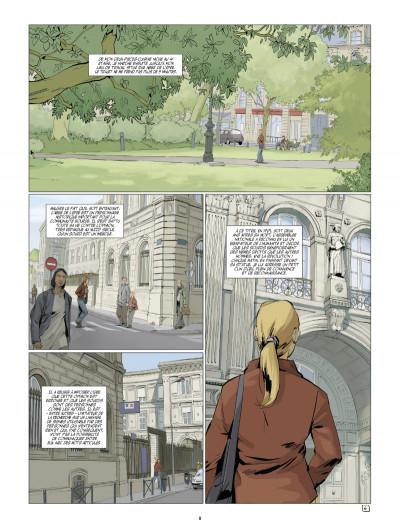 Page 2 le port de la lune tome 1 - rue Abbé de l'épée