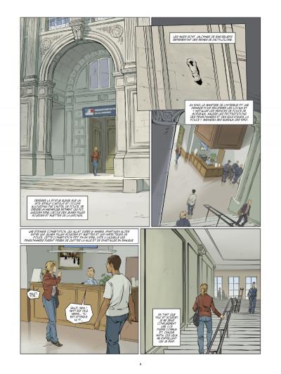 Page 3 le port de la lune tome 1 - rue Abbé de l'épée