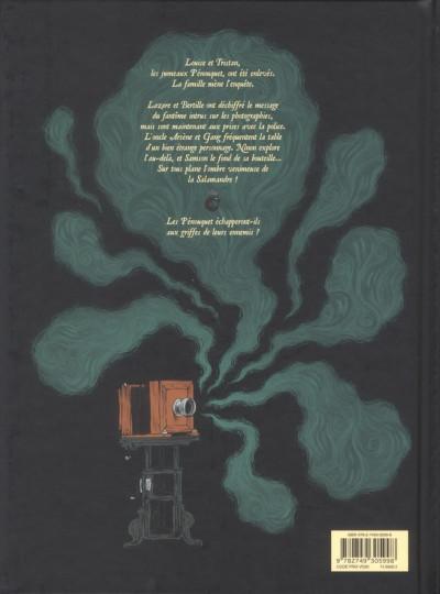 Dos chambres noires tome 2 - chasse à l'âme