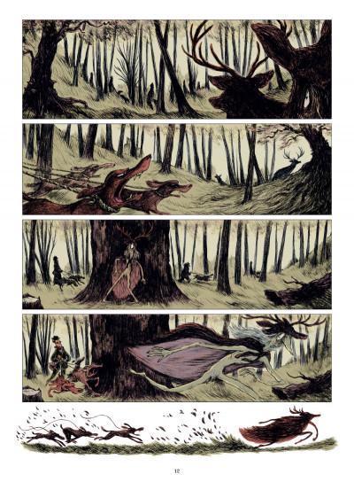 Page 2 chambres noires tome 2 - chasse à l'âme