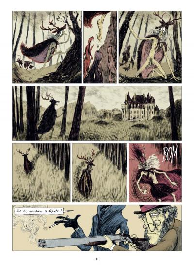 Page 3 chambres noires tome 2 - chasse à l'âme
