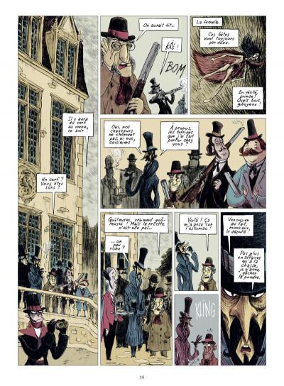 Page 4 chambres noires tome 2 - chasse à l'âme