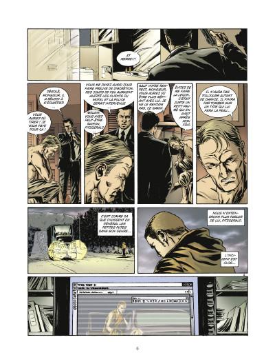 Page 3 les enchaînés - saison 2 tome 2